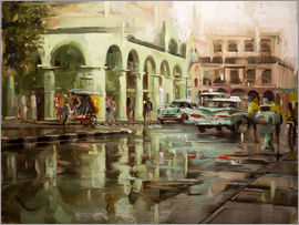 Johnny Morant - Havana in the rain