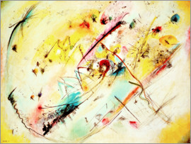 Wassily Kandinsky - Light Picture