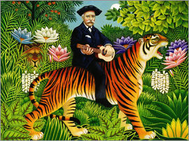 Frances Broomfield - Henri Rousseau's Dream