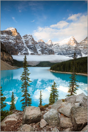 Matteo Colombo - Autumn at Moraine lake, Canada