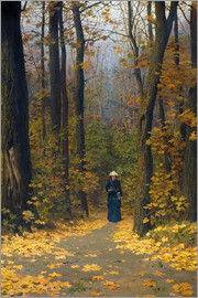 Vasilij Dmitrievich Polenov - Autumn walk