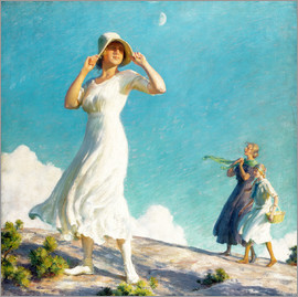 Charles Courtney Curran - High Country
