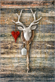ARTSHOT - Photographic Art - Deer Heart