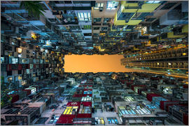 Jan Christopher Becke - Skyscrapers in Hong Kong