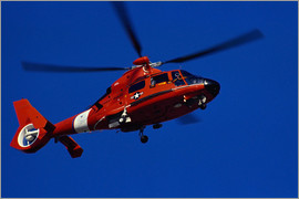 Stocktrek Images - Coast Guard helicopter