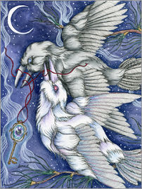 Bonnie Johnson - Huginn and Muninn