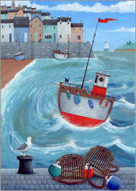Peter Adderley - Lobster pot
