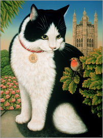 Frances Broomfield - Humphrey, the cat