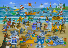 Peter Adderley - Dogs Beach