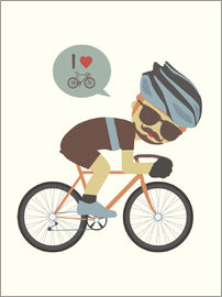 Kidz Collection - I love cycling