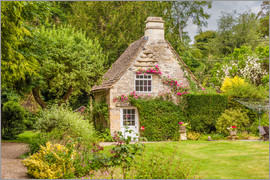 Christian Müringer - Idyllic cottage in Wiltshire (England)