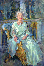 Susan Ryder - Her Majesty the Queen, 1996