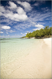 Stuart Westmorland - Ile Aux Cerf, most popular day trip for tourists & residents, East end of Mauritius, Africa