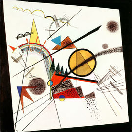 Wassily Kandinsky - In the Black Square