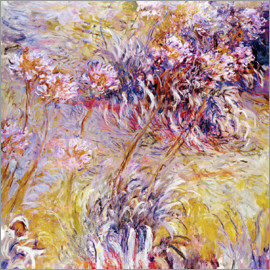 Claude Monet - Impression: Flowers