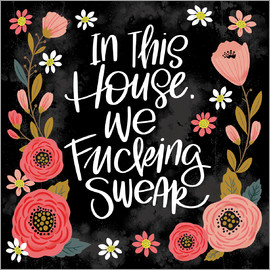 Cynthia Frenette - In This House, We Fucking Swear