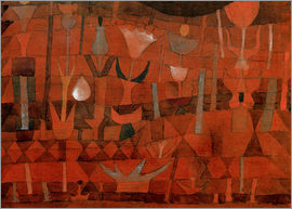 Paul Klee - Indian Flower Garden
