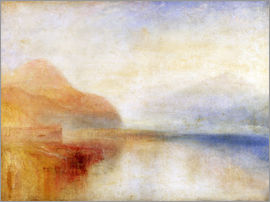 Joseph Mallord William Turner - Inverary Pier