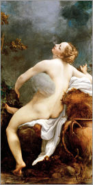 Antonio Allegri da Correggio - Io and Jupiter