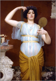 John William Godward - Ione