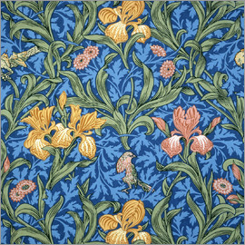 William Morris - Iris