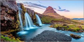 Sascha Kilmer - Magical Iceland, Waterfall on Snaefellsnes