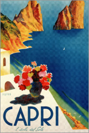 Italy - Summer Island of Capri