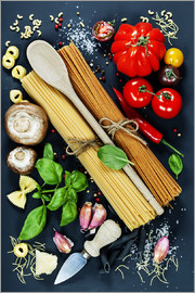 Poster Italian Kitchen From £ 6.90