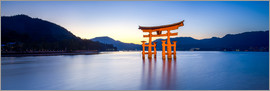 Jan Christopher Becke - Itsukushima Miyajima Japan