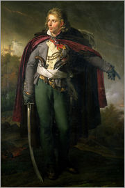 Anne Louis Girodet de Roucy-Trioson - Jacques Cathelineau