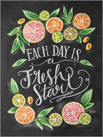 Lily & Val - Each Day is a Fresh Start
