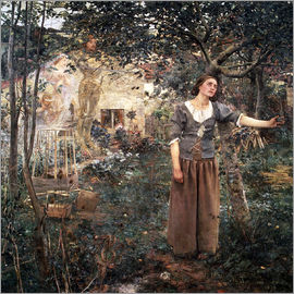 Jules Bastien Lapge - Joan of Arc