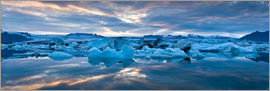 Jokulsarlon, South Iceland, Northern Europe
