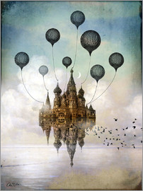 Cathrin Welz-Stein - Journey to the east