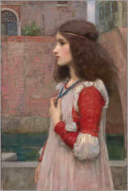 John William Waterhouse - Juliet