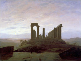 Caspar David Friedrich - Juno Temple Agrigent