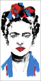 PS Illustrationen - Just Frida