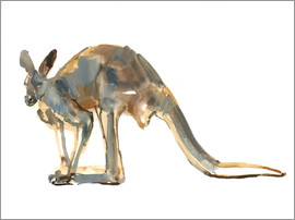 Mark Adlington - Roo, side view
