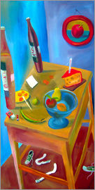 Diego Manuel Rodriguez - Cheese and fruits