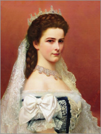 Georg Raab - Empress Elisabeth of Austria