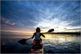 James Morgan - Sea Kayaking in Raja Ampat, West Papua, Indonesia, New Guinea, Southeast Asia, Asia