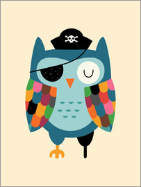 Andy Westface - Captain Whooo