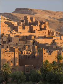 Lee Frost - Kasbah Ait Benhaddou, near Ouarza