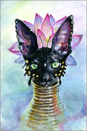 Tanya Shatseva - Cat Goddess