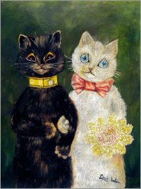 Louis Wain - Cats Wedding