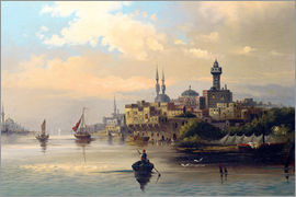 Karl Kaufmann - Purchase ships on the Bosporus