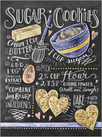 Lily & Val - Sugar cookies recipe