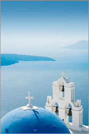 Mayday74 - Church Santorini Greece