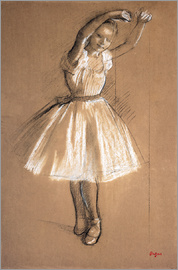 Edgar Degas - Small dancer