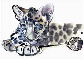 Mark Adlington - Little Leopard
